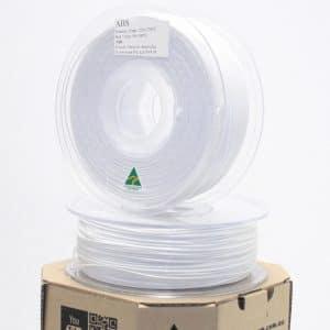 Aurarum ABS 3D Printer Filament – White 2.85mm 1Kg