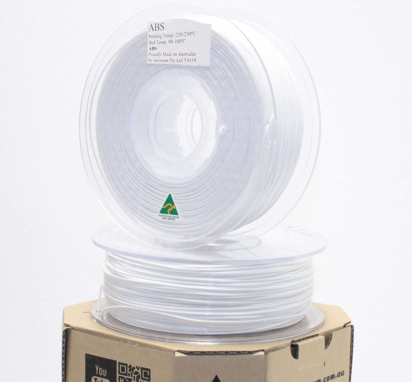 Aurarum Orange PETG 1.75mm Filament 1kg