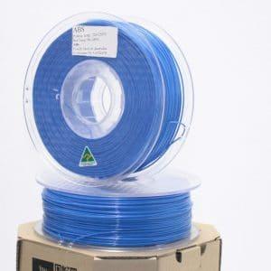 Aurarum ABS 3D Printer Filament – Sky Blue 2.85mm 1Kg