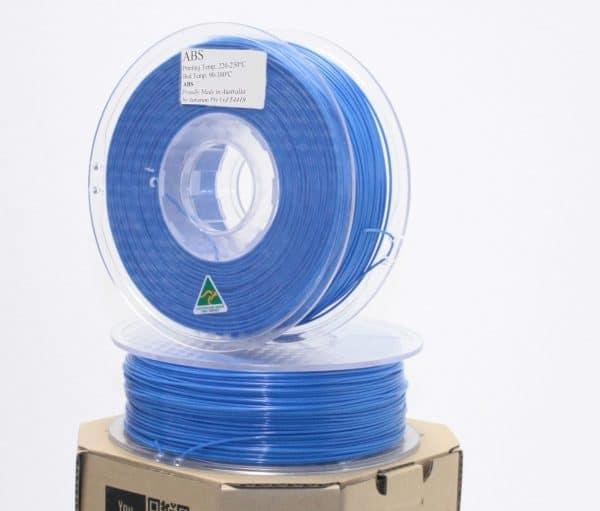 Aurarum ABS 3D Printer Filament - Sky Blue 2.85mm 1Kg