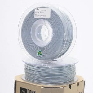 Aurarum ABS 3D Printer Filament – Grey 2.85mm 1Kg