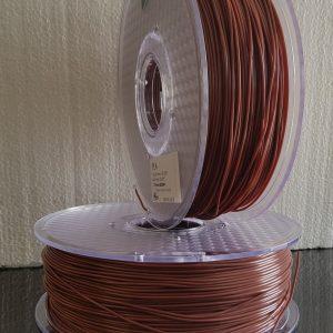 Aurarum PLA 3D Printer Filament – Brown 1.75mm Filament