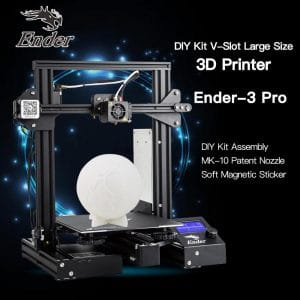 Creality Ender 3 Pro (with extra roll of Aurarum PLA or PPLA Filament)