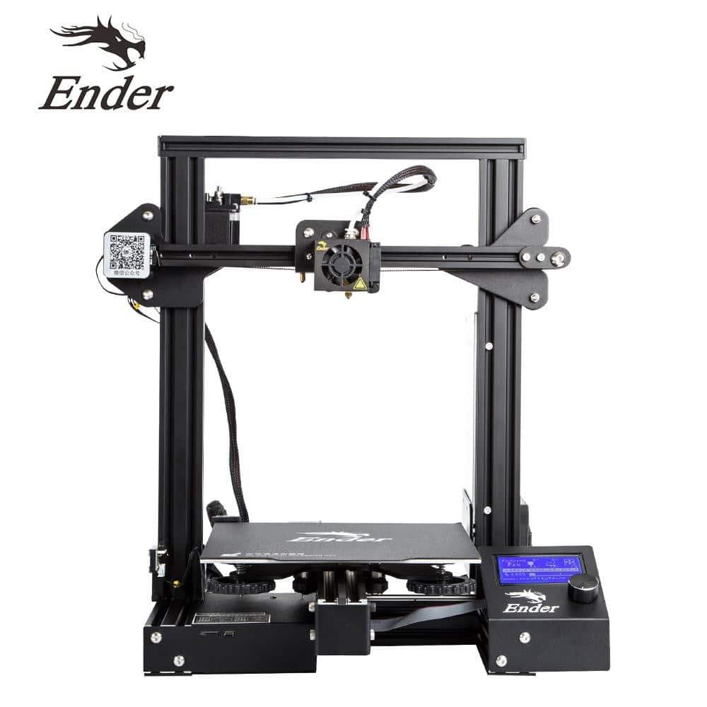 Creality Ender 3 Pro FDM / SLA / DLP 3D Printing Resin
