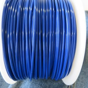 Aurarum PLA 3D Printer Filament – Denim Blue 2.85 mm 1Kg
