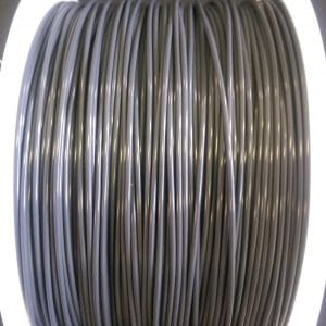 Aurarum PLA 3D Printer Filament – Charcoal 1.75mm 1Kg