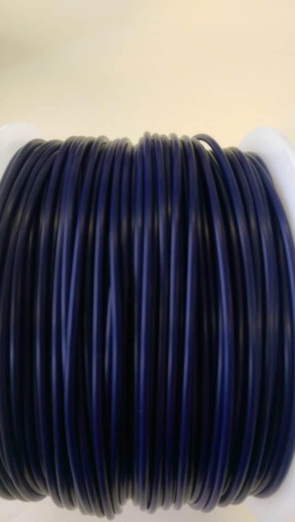 Aurarum PLA 3D Printer Filament - Navy Blue 2.85 mm 1Kg