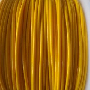 Aurarum PLA 3D Printer Filament – Yellow 2.85 mm 1Kg