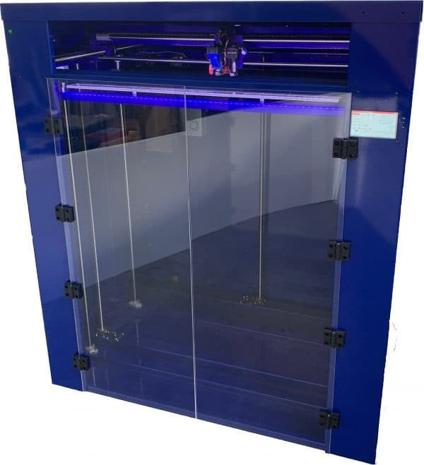 Aurarum Sirius large scale 3d printer