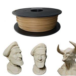 Aurarum 3D Printer Filament – Soft Wood