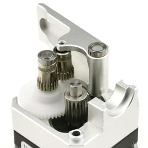 Metal Geared 3d printer extruder 1.75mm RH