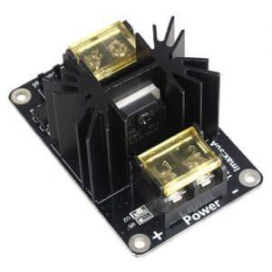 LERDGE 3D Heated Bed Power Expansion Module High Power Module