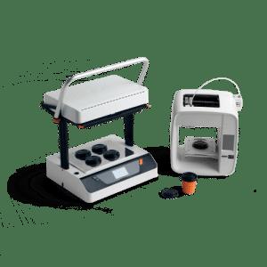 Vaquform – Desktop vacuum former
