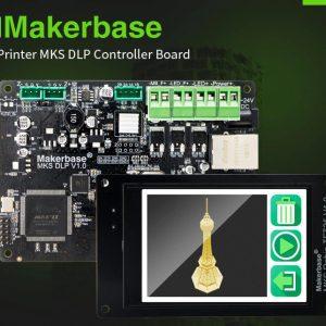 Makerbase MKS DLP SLA UV LCD Resin 3D Printer kit with Sharp 2K LCD
