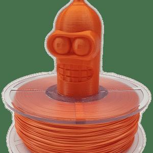Aurarum PPLA 3D Printer Filament – Silky Orange 1.75mm 1Kg