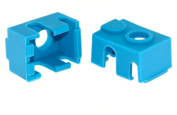 Silicone heater block boot / sock fits official e3d - 2pcs