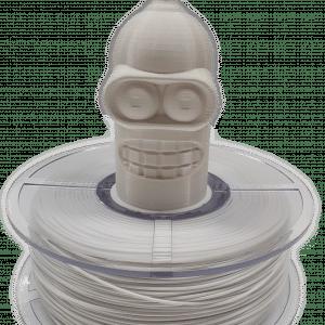 Aurarum PPLA 3D Printer Filament – White Pearl 1.75mm 1Kg