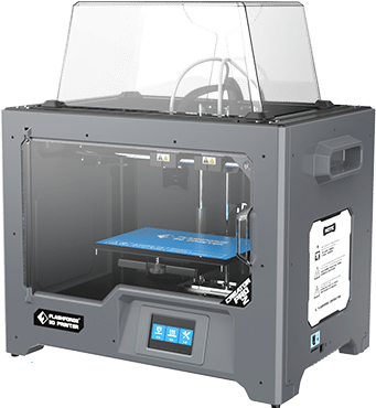 Flashforge Creator pro 2 with IDEX (come with bonus 5kg of PLA filament)