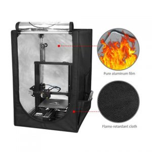 Creality 3D Printer Enclosure: Safe, Quick and Easy installation