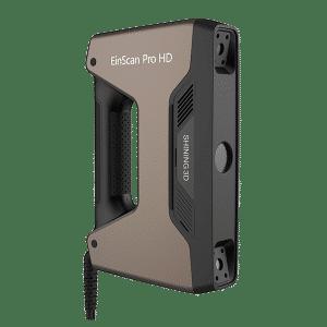 Einscan Pro HD scanner