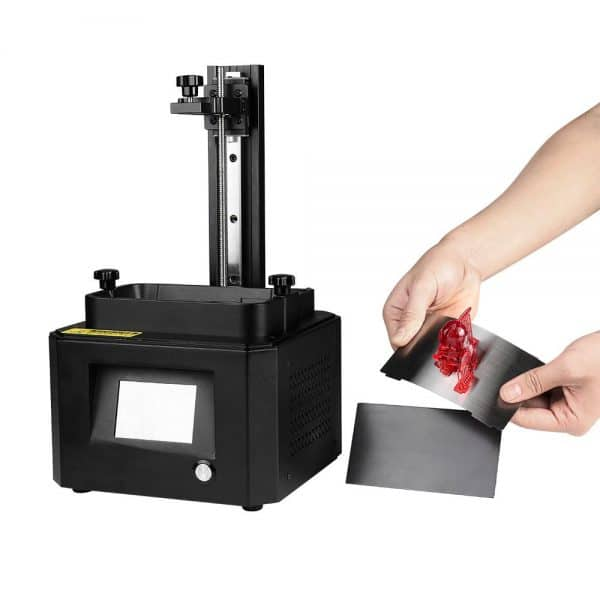 Flexible Steel Build Plate For Resin 3D Printer