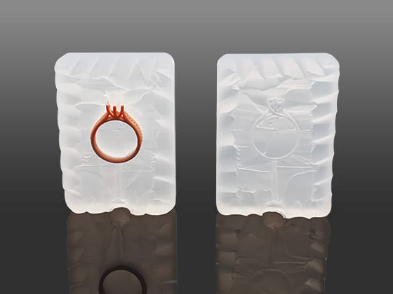 Jewellery Silicon Mold Resin 3d printer resin 0.5kg