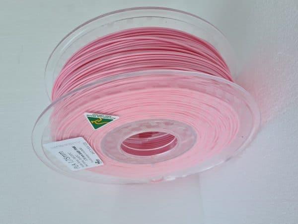 Aurarum PLA 3D Printer Filament - Baby Pink 1.75mm 1Kg