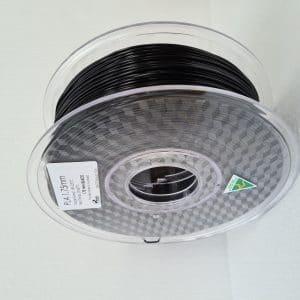Aurarum PLA 3D Printer Filament – Black 1.75mm 1Kg