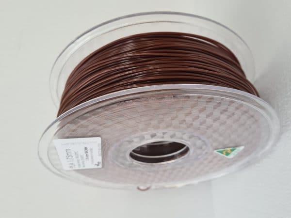 Aurarum PLA 3D Printer Filament - Brown 1.75mm Filament