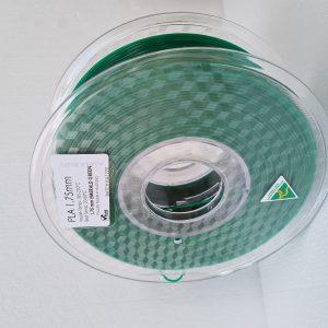 Aurarum PLA 3D Printer Filament – Emerald 1.75mm 1Kg
