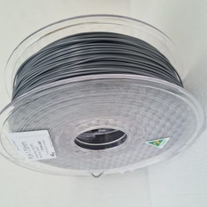 Aurarum PLA 3D Printer Filament – Grey 1.75mm 1Kg
