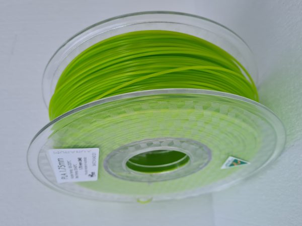 Aurarum PLA 3D Printer Filament - Lime 1.75mm 1Kg