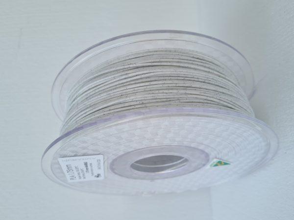 Aurarum PLA 3D Printer Filament - Marble Like White 1.75mm 1Kg