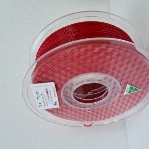 Aurarum PLA 3D Printer Filament – Maroon 1.75mm 1Kg