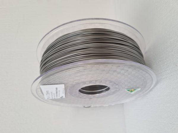 Aurarum PLA 3D Printer Filament - Platinum/Titanium 1.75mm 1Kg