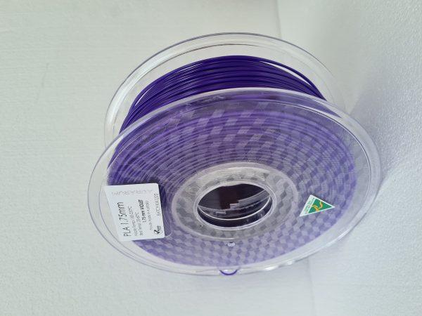 Aurarum PLA 3D Printer Filament - Violet 1.75mm 1Kg