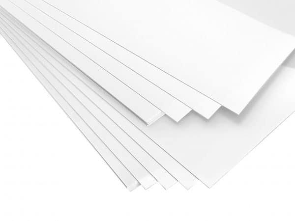 Vaquform PETG sheets - 0.5MM (36 PK)