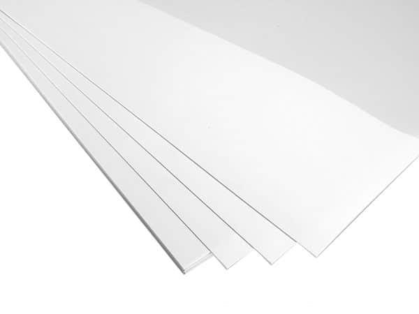 Vaquform PETG sheets - 1.0MM (18 PK)