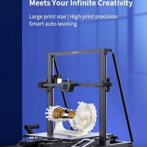 Creality3D CR-6 MAX 3D Printer (comes with 2 spools of Aurarum filament)
