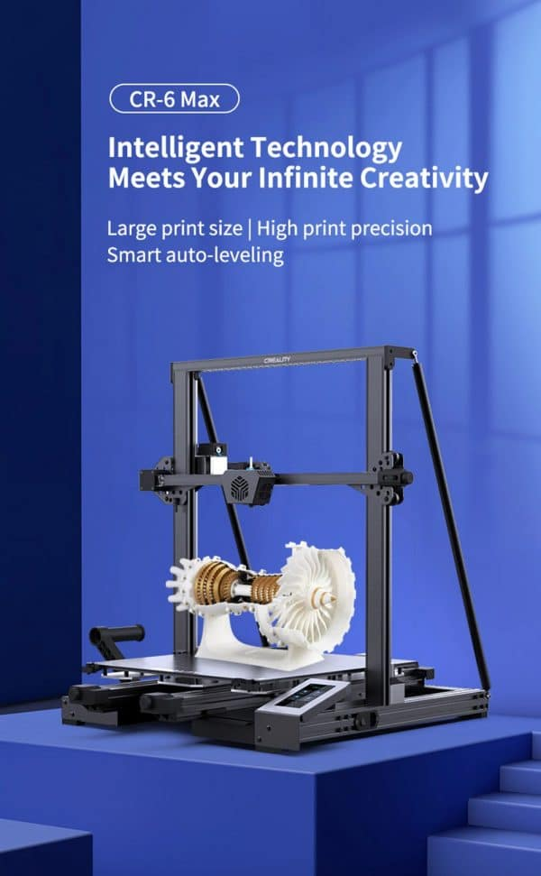 Creality3D CR-6 MAX 3D Printer