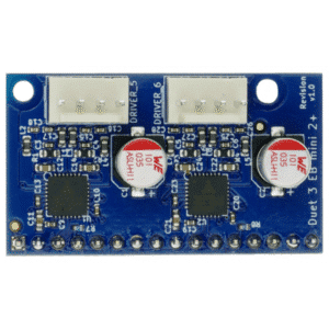 Duet 3 Mini 2+ expansion board