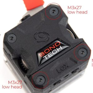 Genuine Bondtech LGX™ Large Gears eXtruder