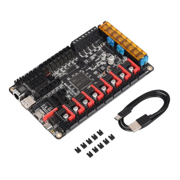 BIGTREETECH OCTOPUS V1.1 motherboard with 8 drivers !