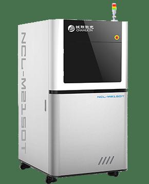 Dual Laser SLM 3d printer for metal printing